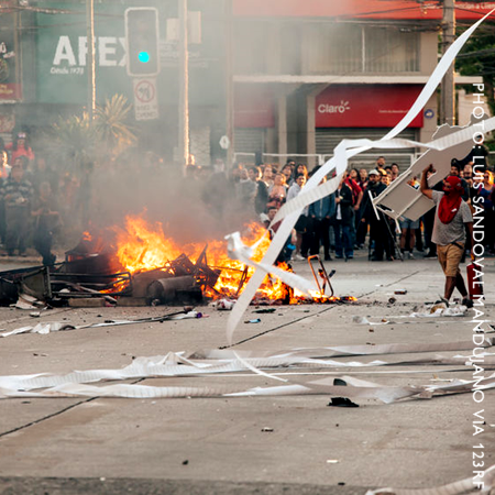 A Pot Boiling Over: Chile Most Worsened in 2020